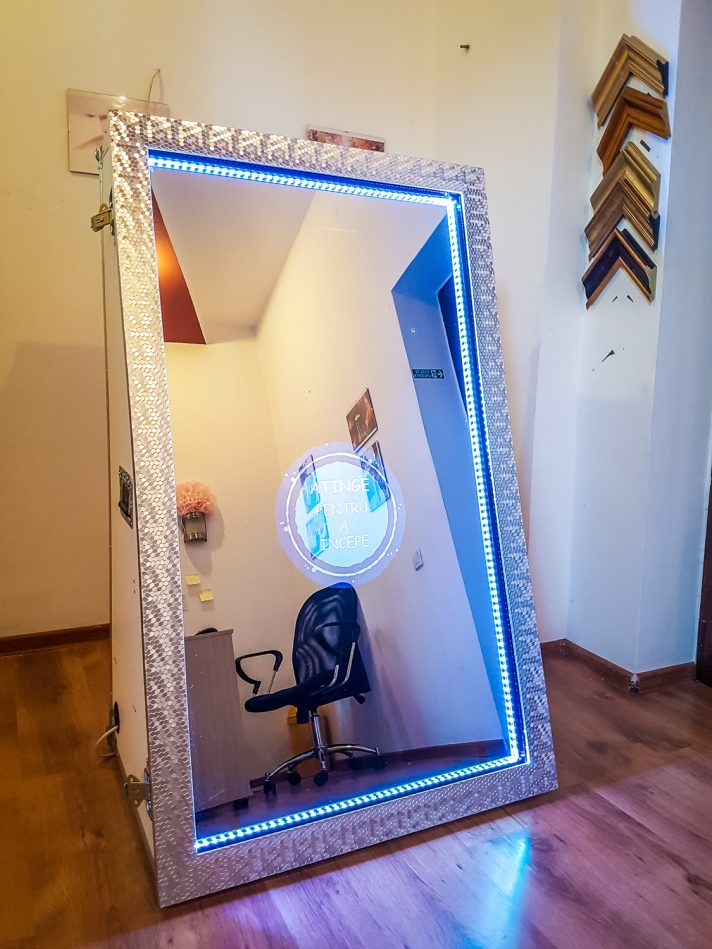 Oglinda Magic Miror alb perlat (14 of 26)